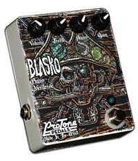 Blasko Bass Overdrive Pedal