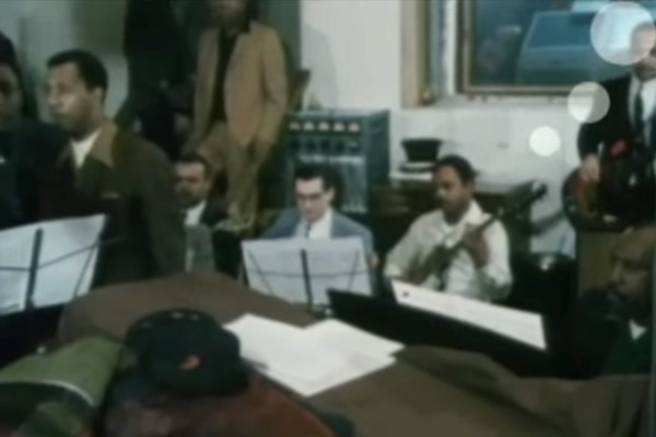The Temptations & the Funk Brothers Rare Studio Rehearsal Video