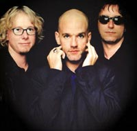 R.E.M. Finish Work on New Album
