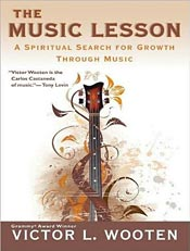 The Music Lesson audiobook by Victor Wooten