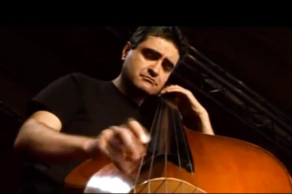 Renaud Garcia Fons: Berimbass on 5-string Double Bass