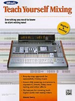 Alfred Releases a Beginner's Guide to Audio Mixing