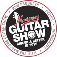 Manson's Guitar Show