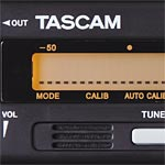 Gear Watch: Tascam TG-7 Tuner