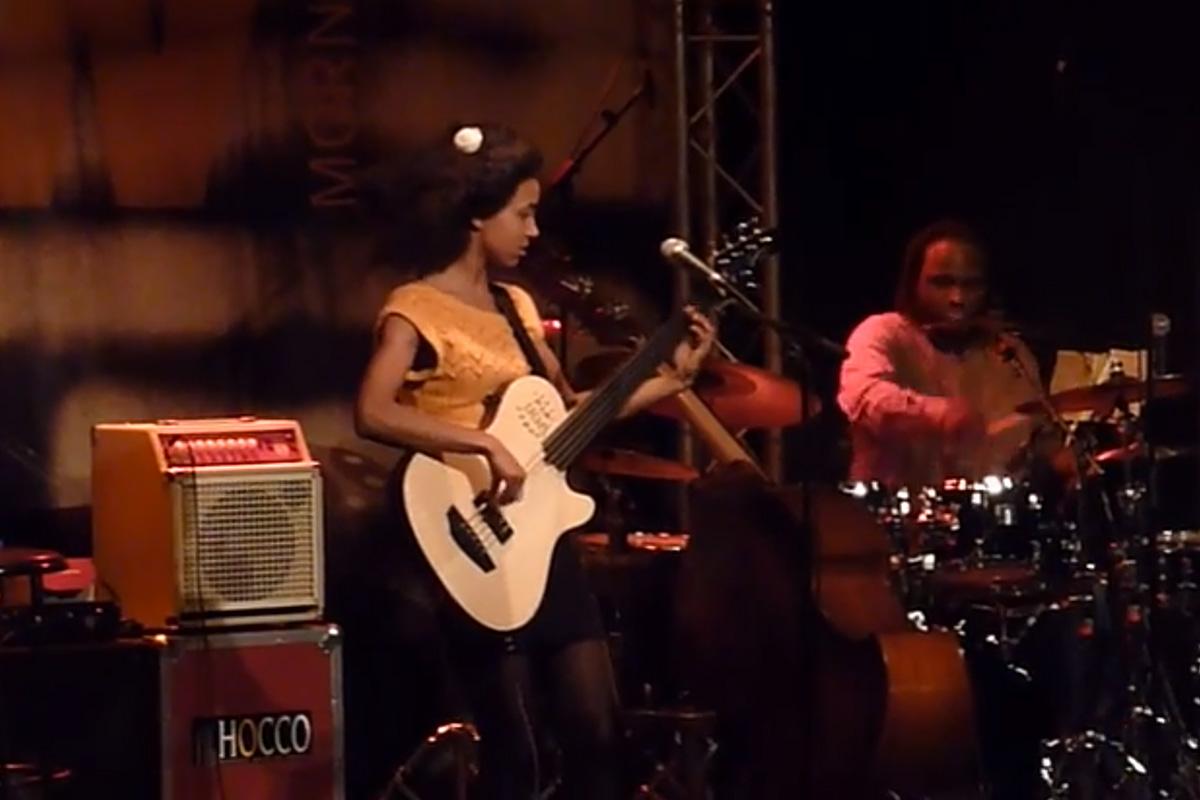 Esperanza Spalding I Know You Know Chords