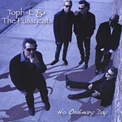 """Toph-E and the Pussycats with Will Lee Release """"No Ordinary Day"""""""
