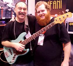 Bobby Vega & Kevin Johnson