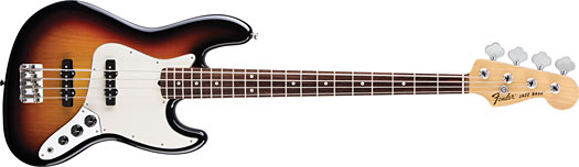 American Special Jazz Bass