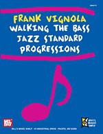 Walking the Bass: Jazz Standard Progressions
