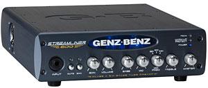 Genz-Benz Streamliner 600