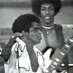 Bootsy Collins with James Brown Live (1971)