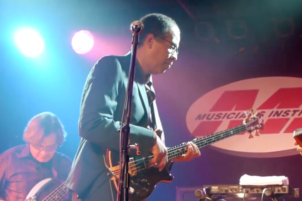 Stanley Clarke All-Star Jam at Musicians Institute
