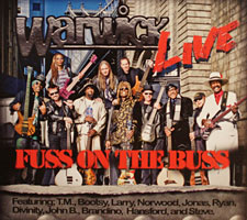 "Warwick to Release ""Fuss on the Buss"" DVD"