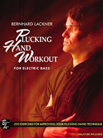 Bernhard Lackner Releases Plucking Hand Workout For Electric Bass