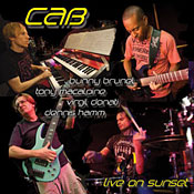 "CAB Releases ""Live on Sunset"""