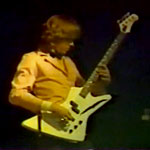 Wally Voss: Live Bass Solo (1980's)
