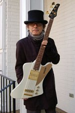 Mike Lull Tom Petersson Signature Bass