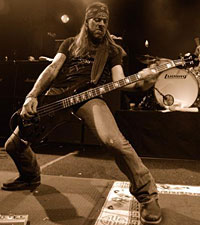 Rex Brown Leaves Arms of the Sun