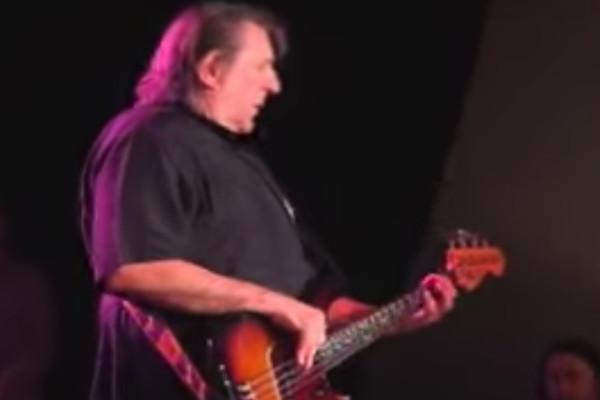 """Bob Babbitt: """"What's Goin' On"""" Live (NAMM '08)"""