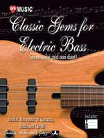 Classic Gems For Electric Bass