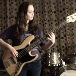 Teen Town: BassGirl's Jaco Pastorius Bass Cover