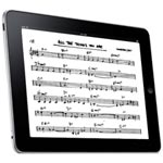 iPad as a Musical Study Tool
