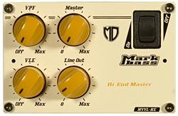 Markbass Announces MoMark MVVL-HE Master Module