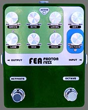 FEA Labs Releases Photon Fuzz Pedal