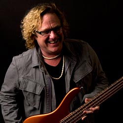 Stu Hamm Named Head of Bass Department at Musician's Institute