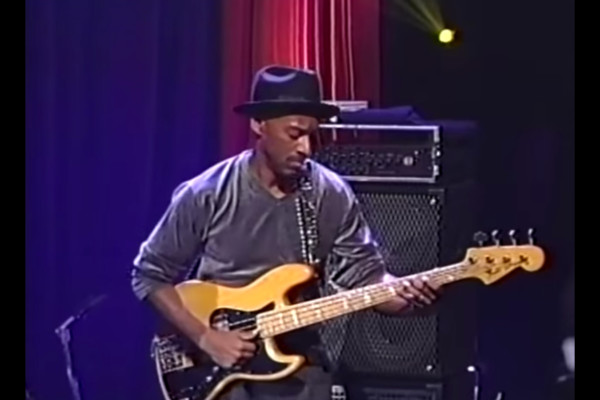 Marcus Miller: Purple Haze