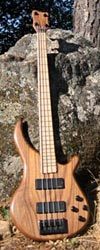 JC Basses - first bass