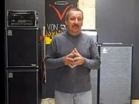 Esteban St. James - Vintage Ampeg Series