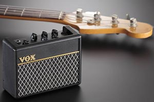 VOX Announces AC1 RhythmVOX Mini Bass Amp
