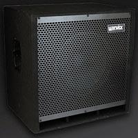 Warwick WCA 1x15 bass cabinet