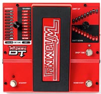Digitech Announces Whammy DT Pedal