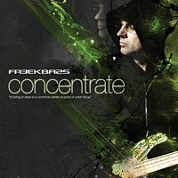 """Freekbass Releases """"Concentrate"""" as Free Album Download"""