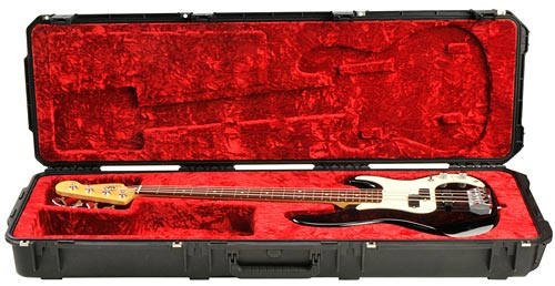 SKB Releases Injection Molded Watertight Bass Cases