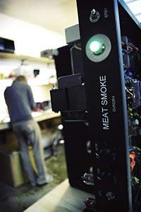 Verellen Amplifiers Meat Smoke In Progress