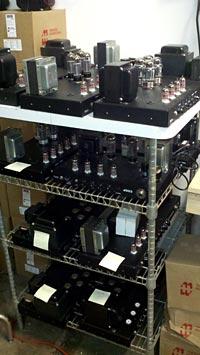 Verellen Amplifiers tubes