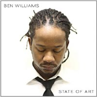 "Ben Williams Releases Debut Album ""State of Art"""