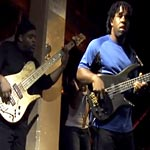 Victor Wooten & Anthony Wellington: Live at The London Jazz Cafe (2008)