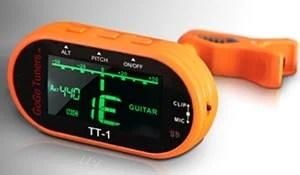 GoGo Tuners TT-1 Clip-On Tuner