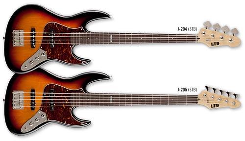 ESP LTD J-Series Basses