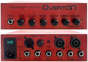 Overt?n Announces Flyweight 200 Compact Bass Amp