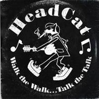 HeadCat: Walk the Walk... Talk the Talk