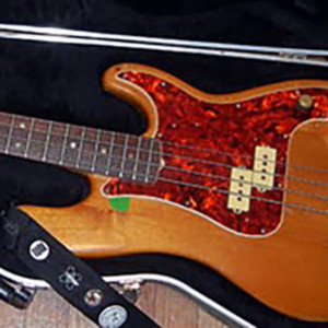 Old School: 1966 Fender Precision Bass
