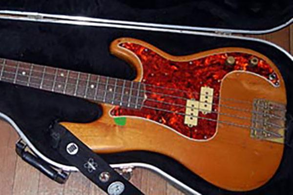 Old School: 1966 Fender Precision Bass