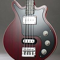 Brian May Announces Bass Guitar Model