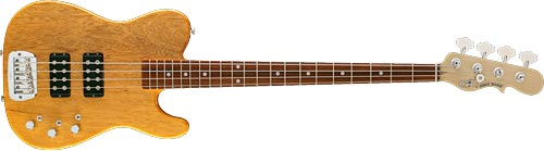 G&L Limited Edition Korina Collection ASAT Bass