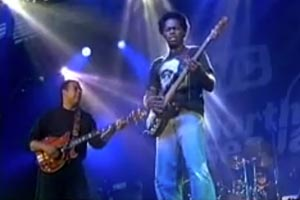 Stanley Clarke and Armand Sabel-Lecco: Live (2004)
